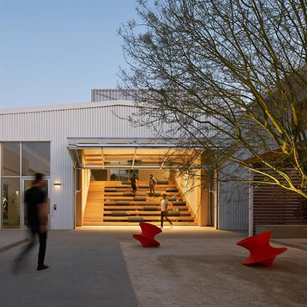 2020 WIN Awards entry: Headspace SM Campus - Montalba Architects
