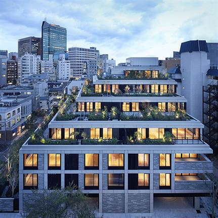 2020 WAN Awards entry: Kita Aoyama - Conran and Partners