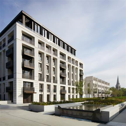 2020 WAN Awards entry: Chelsea Barracks Phase I - Squire & Partners