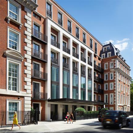 2020 WAN Awards entry: Twenty Grosvenor Square - Squire & Partners