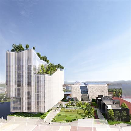 Piuarch wins Milan's Human Technopole International Competition for a new building and campus