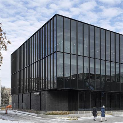 2020 WAN Awards entry: Stanley Pauley Engineering Building - Stantec Architecture Ltd