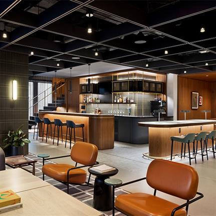 2020 WIN Awards: workspace interiors winners