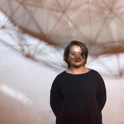 Female Frontiers Judge: Bidisha Sinha, Senior Associate, Zaha Hadid Architects, UK