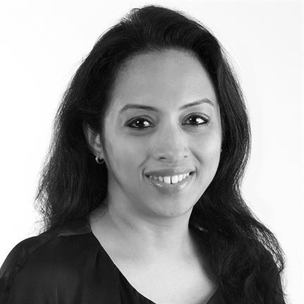 Female Frontiers Judge: Priya Mrina, Principal, Woods Bagot, United Arab Emirates