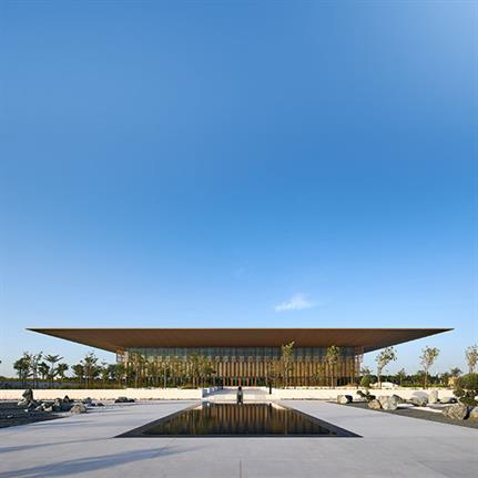 2021 WAN Awards entry: House of Wisdom - Foster + Partners