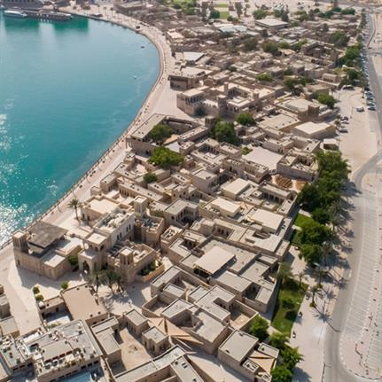 2021 WAN Awards entry: Development of Shindagha Historic District, Dubai - Architectural Heritage and Antiquities Department, Dubai Municipality
