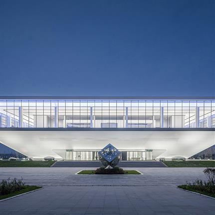 2021 WAN Awards entry: Promotion Center of High-Tech Park - Yunchao Xu/Atelier Apeiron/SZAD