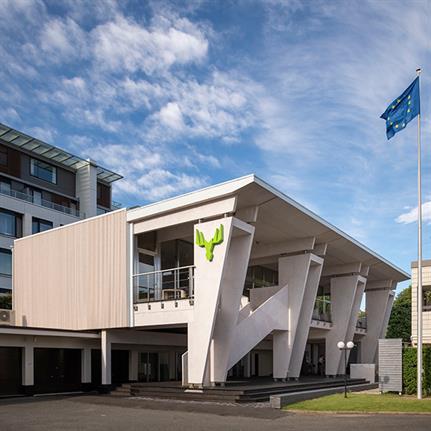 2021 WAN Awards entry: Metsä Pavilion - Helin & Co Architects