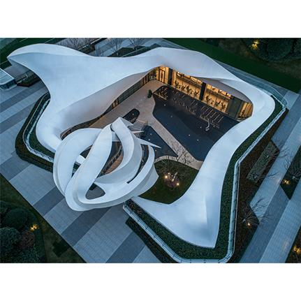 2021 WAN Awards entry: White Mountain - Kris Lin International Design