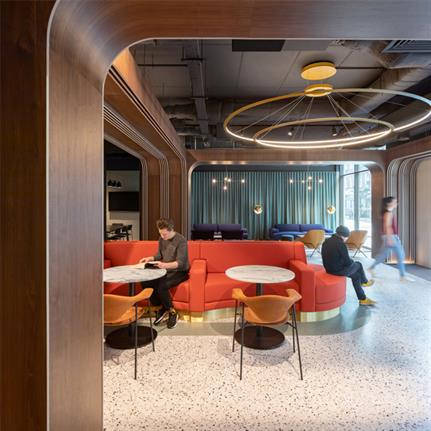 2021 WIN Awards entry: Chapter Old Street - Tigg + Coll Architects