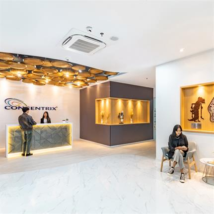 2021 WIN Awards entry: Concentrix Office: The Eclectic of Yogyakarta - Arkadia Works