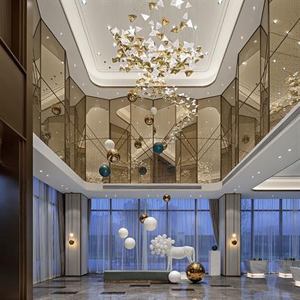 2021 WIN Awards entry: Tai Yuan Tian Yue - Hong Kong Fong Wong Architects Group