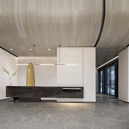 2021 WIN Awards entry: Yango Tan Yue Sales Center - Shenzhen Innest Art Co.,Ltd