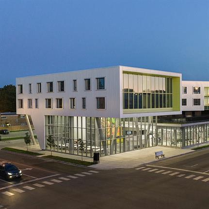 2021 WAN Awards entry: Northtown Library and Affordable Senior Housing - Perkins&Will