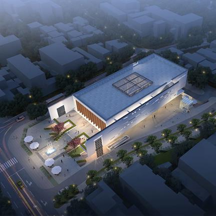 2021 WAN Awards entry: Yangzhou Jiangdu Center Farmer's Market - HHC Joint Research and Innovation Center