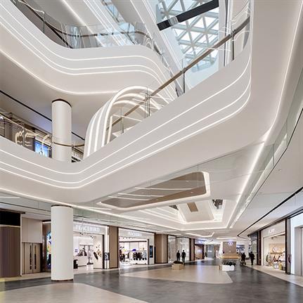 2021 WIN Awards entry: Shanghai Baoshan Garden City - JATO Design International Limited