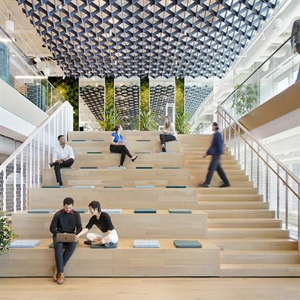 2021 WIN Awards entry: CBRE - Elkus Manfredi Architects