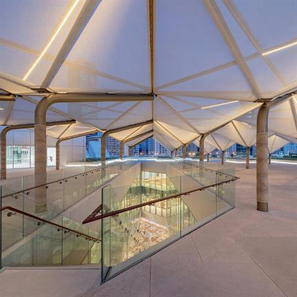2021 WAN Awards entry: Cultural Foundation, AL HOSN SITE - Department of Culture and Tourism, DCT - Abu Dhabi