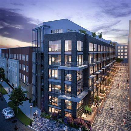 City Homes: Grosvenor Americas' newest townhome community in Washington DC