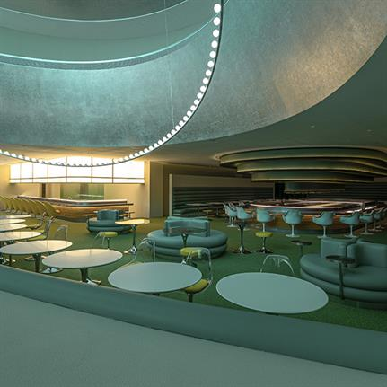 """Various Associates design dining experience in China's """"Silicon Valley"""""""