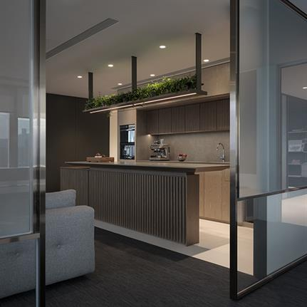 Plot Architecture Office complete Hong Kong's Can Office