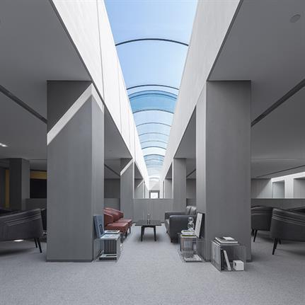 DJX Design Studio delivers Qushui Lanting Resort Hotel in Hangzhou