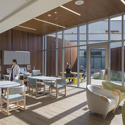 Tef Design create healthcare company's first Acute Medical Psychiatric Unit