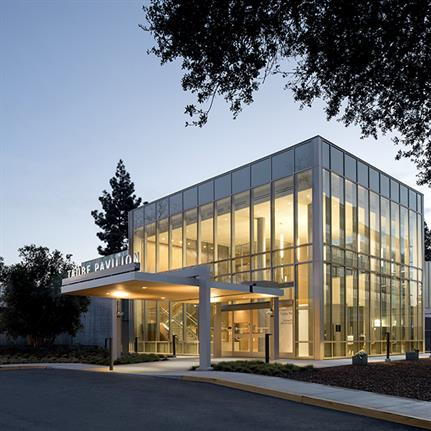 WRNS Studio complete two projects in Mountain View campus Master Plan