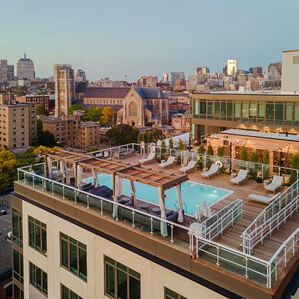 The Smith: CBT Architects' apartment building in Boston