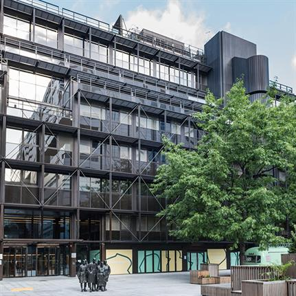 1 Finsbury Avenue: Arup transforms listed office building into a multi-use facility