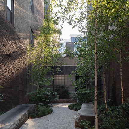Worrell Yeung's rehabilitation project honours historic site near Brooklyn Navy Yard