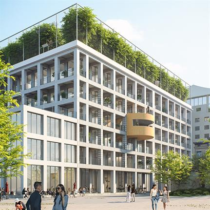 MVRDV to renovate Shenzhen's disused factory into creative offices