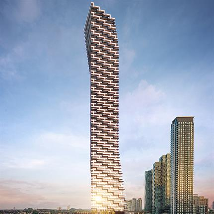 M3: Mississauga's third and tallest tower breaks ground