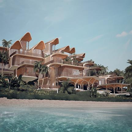 Roatán Island's customisable residences by Zaha Hadid Architects