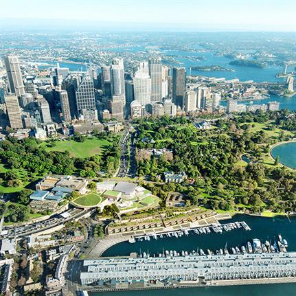 SANAA's first building in Australia to be the Sydney Modern Project transformation