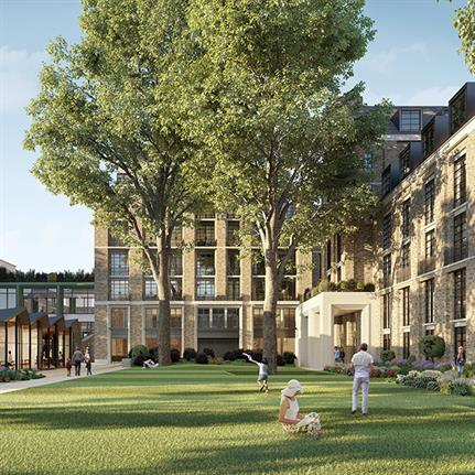 Consent granted for Heythrop College Scheme on historic Kensington site