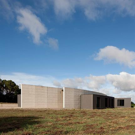 Wood Marsh's wood and water concepts at Australian project's design core