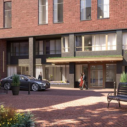 The Archer Residences by The Architectural Team prepares Boston for the future