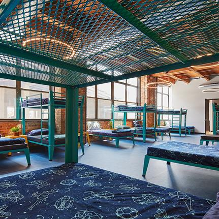 Wheeler Kearns Architects complete new HQ for Chicago-based charity
