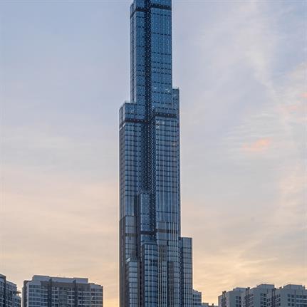 2019 WAN Awards: Landmark 81 - Atkins China Limited