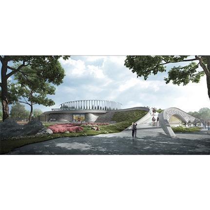 2020 WAN Awards entry: Impression Tai Chi Theatre - Architectural Design and Research Institute of Tsinghua University CO., LTD