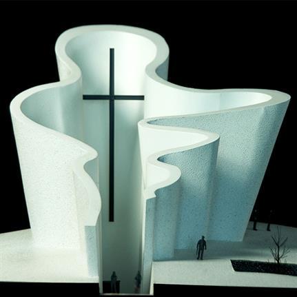 2020 WAN Awards entry: Dazhuling Chapel - The Cloth of God - Made & make