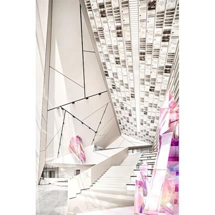 2020 WIN Awards entry: CIFI Nanchang Jade Garden Sales Center - Matrix Design