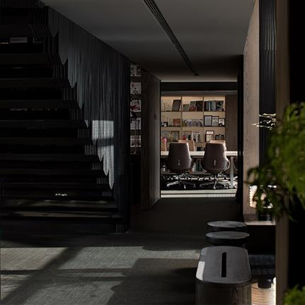 2021 WIN Awards entry: Matrix Head Office - Matrix Design