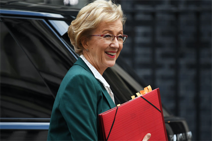 Andrea Leadsom: 5 reasons British business will be stronger after Brexit