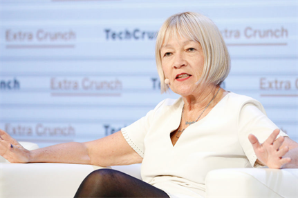 """It's not porn"" - sex video entrepreneur Cindy Gallop"