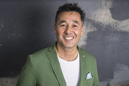 5 minutes with Damien Lee, instant noodle disrupter