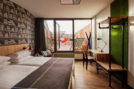 Is the youth hostel industry finally growing up?