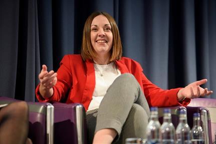 "Former Scottish Labour leader Kezia Dugdale: ""I had to tell older men 'no'"""